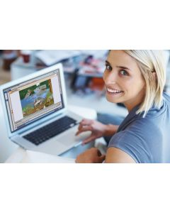 2-Year PREMIUM CLASS Online Learning Subscription - 1 Teacher and up to 150 Students