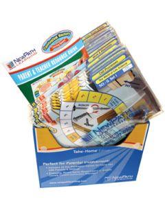 Grades 8 - 10 Math Curriculum Mastery® Game - Take-Home Edition